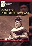 img - for Princess Ruth Ke'elikolani book / textbook / text book