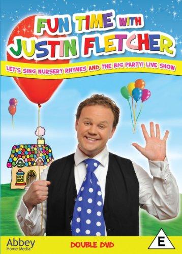 Funtime With Justin Fletcher [Edizione: Regno Unito]