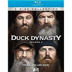 Duck Dynasty Season 2 Blu-ray