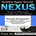 Agile Project Management Box Set: Scaled Agile Scrum: Nexus & Scrum of Scrums Audiobook by  Paul Vii Narrated by Randal Schaffer, Scott Clem