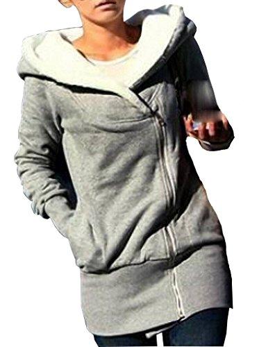 Minetom-Femme-Fermeture--Glissire-De-Concepteur-Hoodies-Veste-Automne-Dames-Manteau-Hiver-Sweat-Shirt