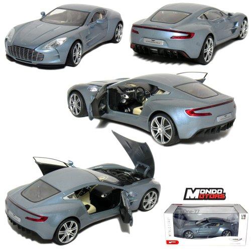 Mondo Motors Aston Martin One-77 2-Door Sports Coupe 1/18 Scale.  sc 1 st  Die Cast Car Models - Blogger & Mondo Motors: Aston Martin One-77 2-Door Sports Coupe 1/18 Scale ...