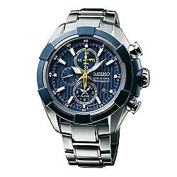 Seiko Velatura Chronograph 100M WR Mens Watch(SNAF41P1)