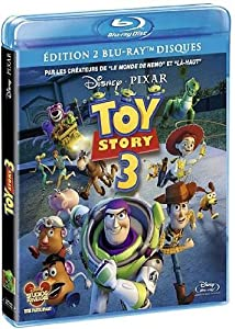 Toy Story 3 (Oscar® 2011 du Meilleur Film d'Animation) [Blu-ray]