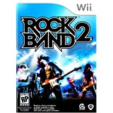 Rock Band 2 - Nintendo Wii (Game only) ~ MTV Games