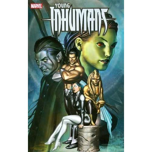 Young Inhumans