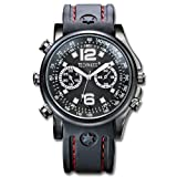 Technaxx Actionmaster TXX3233 Armbanduhr mit integrierter Kamera 4GB schwarz