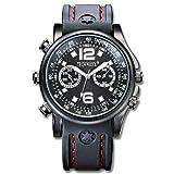 """Technaxx Actionmaster Armbanduhr mit integrierter Kamera 4GB schwarzvon """"Technaxx"""""""