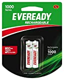 Eveready 1000 Series AAA 600mAh Ni-MH Rechargeable Battery (4 Pcs)