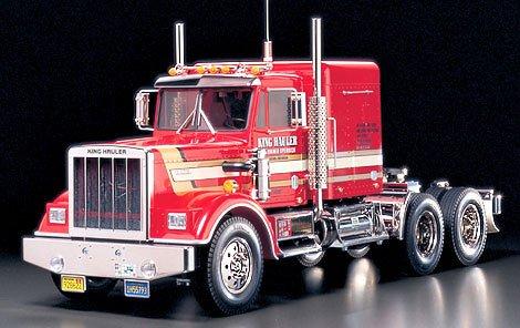 Tamiya RC King Hauler Truck 1/14 Scale Semi Kit