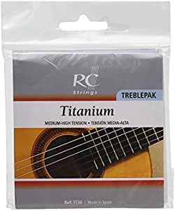 Amazon.com: Royal Classics TT30 Titanium Nylon Guitar ...