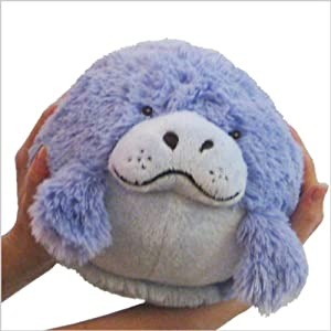 "Mini Squishable Manatee (7"") by Squishable"