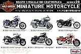 Harley-Davidson 6 models set / Series 28