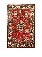 ZZ-L'Eden del Tappeto Alfombra Uzebekistan Super Multicolor 95 x 146 cm