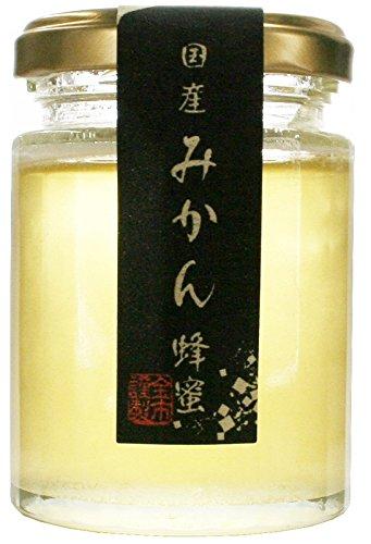 金市商店 国産みかん蜂蜜 130g