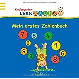 Lernraupe - Mein erstes Zahlenbuch (Kindergarten-Lernraupe)