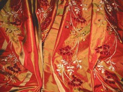 Burnt Orange Shower Curtain Set Burnt Gold Curtains