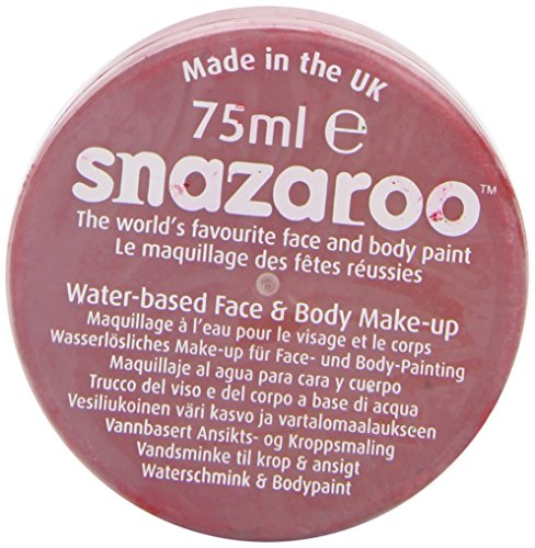 Snazaroo - 766416991034 - Maquillage - Pot Rouge Vif - 75 Ml