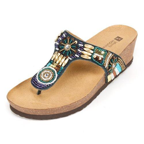 02. White Mountain Brilliant Women's Sandal