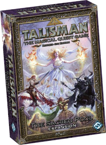 Talisman | The Gift of a Family Board Game
