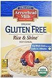 Arrowhead Mills Organic Gluten Free Rice & Shine Hot Cereal, 24 Ounce