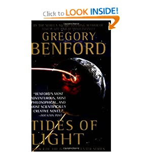 Tides of Light (Galactic Center) by Gregory Benford