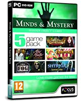 Minds and Mystery - 5 Game Pack (PC DVD)