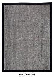 The Rug Republic Chapel Hand Woven Jute, Wool & Cotton Rug