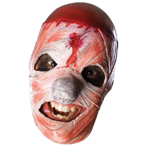 Rubie's mens Slipknot Clown Mask Standard
