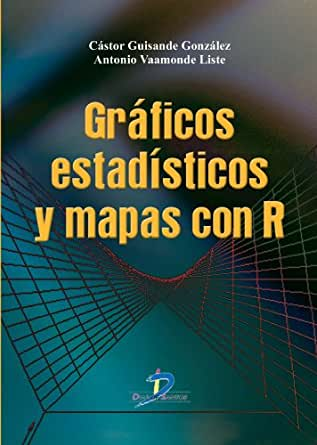 Gráficos estadísticos y Mapas con R: 1 (Spanish Edition) 1, Castor