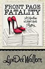 Front Page Fatality (A Headlines in High Heels Mystery)
