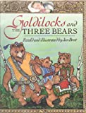 Goldilocks and the Three Bears (0396089259) by Brett, Jan