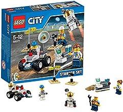 Lego City - 60077 - Jeu De Construction - Ensemble De Démarrage De L'espace