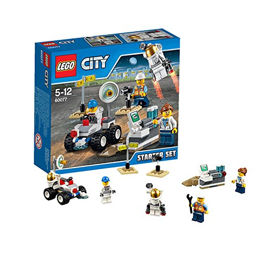 Lego 60077 City Space Port Starter Set - 1