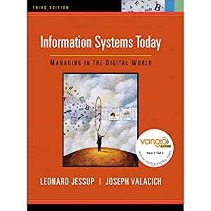 VangoNotes for Information Systems Today Audiobook