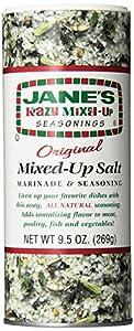 Jane's Krazy Seasonings Mixed Up Salt, 9.5 Ounce, (pack of 12)