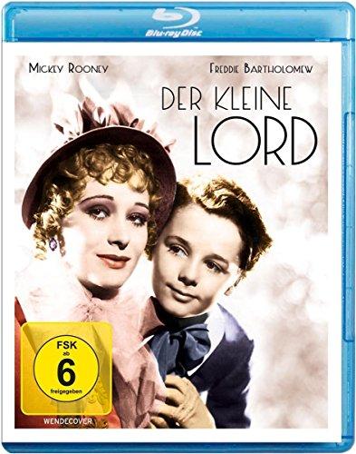 Der kleine Lord [Blu-ray] (Das Original)