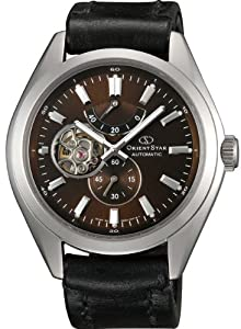 ORIENT STAR Semi-skeleton Automatic (with manual winding) Men's Watch WZ0111DK