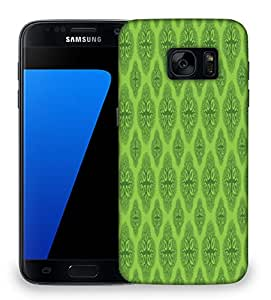 Snoogg Life symptoms green trees Designer Protective Back Case Cover For Samsung Galaxy S7