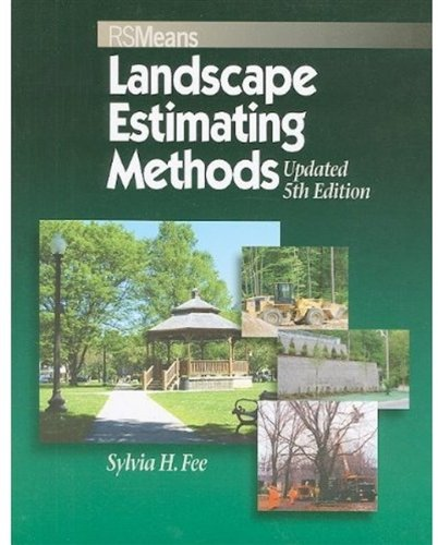 Landscape Estimating Methods - RSMeans - RS-67295C - ISBN: 0876290136 - ISBN-13: 9780876290132