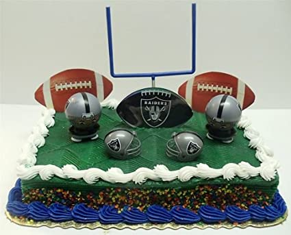 Raider Birthday Raiders Birthday Cake