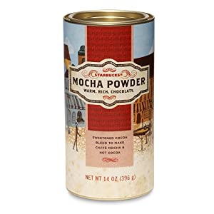 Starbucks Mocha Powder 14oz