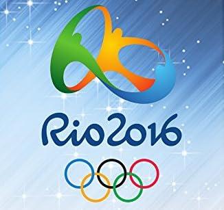 YOKO タオル 2016 リオ オリンピック シンボル 柔らかい バスタオル レジャー ティーンエイジャー Size One Size White