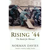 Rising `44: The Battle For Warsawpar Norman Davies