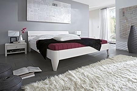 Massivholzbett Easy Sleep V 200x200cm Kiefer von Tjoernbo