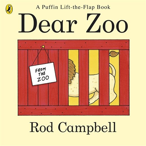 Dear Zoo ISBN-13 9780140504460