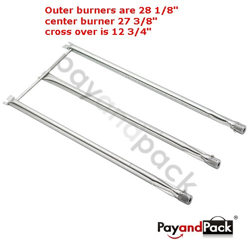 MBP 7508 Replacement Straight Stainless Steel Tube Set Burner for