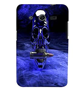 GADGET LOOKS PRINTED BACK COVER FOR Samsung Galaxy Core 2 MULTICOLOR