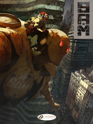 Robot Hunters (SAM) [Marazano, Richard] (Tapa Blanda)