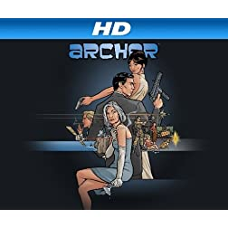 Archer Season 3 [HD]